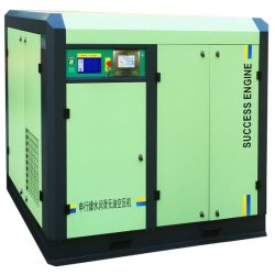16kw de baixa pressão do ar de parafuso isentos de óleo personalizado do Compressor