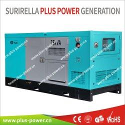 Lovol geöffnet/Energie/beweglicher/schalldichter/leiser elektrischer Dieselgenerator (30kVA 50kVA 100kVA 150kVA