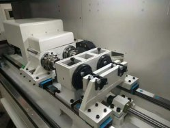 二重シャフトNcsd-1200の中心の穴のガン・ドリリング機械