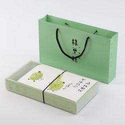 Document van het Voedsel van de Container van het Vakje van de Cake van de douane het het Verpakkende/Vakje van de Gift van het Dessert van het Huisdier