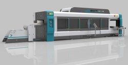 Full-Automatic Multi-Station пластиковые машина для термоформования (формирование/резки/перфорация/стек)
