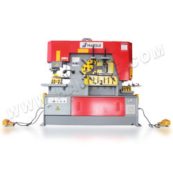 P35S-20 Trabajador/hidráulico punzón de hierro y el obrero metalúrgico de cizalla/máquina de fabricación