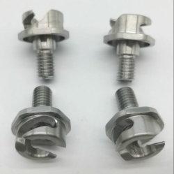 Kundenspezifische Cnc-Drehen/Bearbeiten von Titanteilen/Zink-/Aluminiumlegierungen für Motorrad-/Auto-CNC-Maschinen