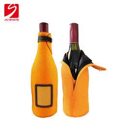 Рекламные изолированный Custom неопреновые пиво, вино охладителя гильзы