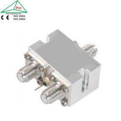 SMA Switching Time 암 커넥터 RF 전기 기계 스위치 5 Ms와 가진 DC 3GHz 75ohm 안전 장치 Spdt 릴레이