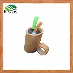 Supporto universale di bambù naturale del basamento del blocchetto della lama