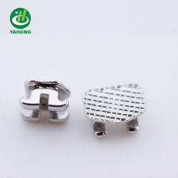 O suporte de metal Dental Mini Edgewise Suporte Ortodôntico