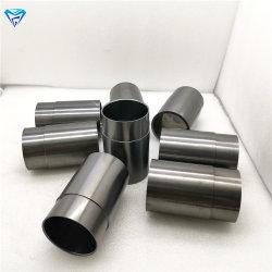 Manicotto dell'asta cilindrica del carburo per la resistenza di corrosione del cuscinetto/boccola/manicotto del carburo di silicone della pompa altamente