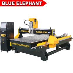 Ele 1325 3D GRAVURE machine CNC Router le travail du bois pour sculpter les plaques en aluminium de 1 à 2 mm