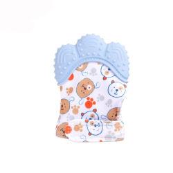 Silikon Baby Beißspielzeug Baby Beißhandschuh für Kinder