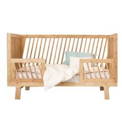 가구가 1개의 대나무 남자 아기 소녀 나무로 되는 어린이 침대 침대에 대하여 호화스러운 델타에 의하여 4 농담을 한다