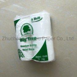 Prix bon marché de pâte de bois vierge 100 % recyclé tissu pâte à papier