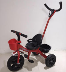 De nieuwe Goedkope Driewieler Met drie wielen van de Kinderen van Trike van de Jonge geitjes van de Baby voor Verkoop