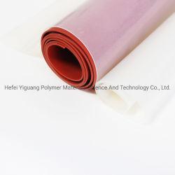 Rouleau en silicone haute température épaisseurs de draps en caoutchouc de sublimation