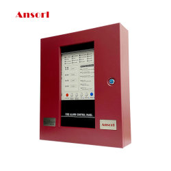 オートモードおよびマニュアルモードの火災セキュリティ警報制御システム