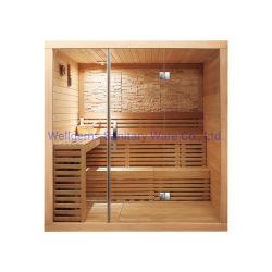 Cultured Stone Combodia, Sauna Room Hemlock con Sky Light Top (parte superiore leggera