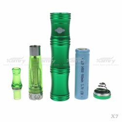 Ecig Vaping Gg mod e-cigarettes style bambou X7 E-fume