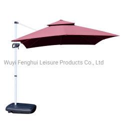 [فه-رو002-25] [2.5م] مربّعة [روما] مظلة يعلّب شمسيّة