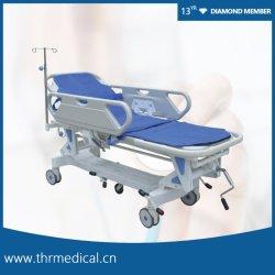 Het luxueuze Hydraulische Bed van de Overdracht van het Ziekenhuis Hand Geduldige (thr-111-a)