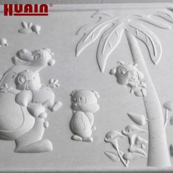 Recyclé Handwork personnalisé pour les enfants de bricolage pâte moulés Artware Peinture d'administration