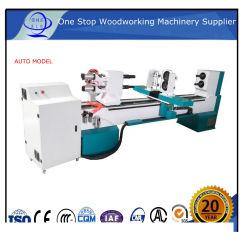 中国の自動 CNC 木製旋盤加工旋盤加工旋盤 CNC 木製旋盤加工機ネパールのカーブ及び装飾脚用木工機用