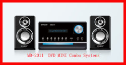 DVD Mini Combo Systems (MD-2011)