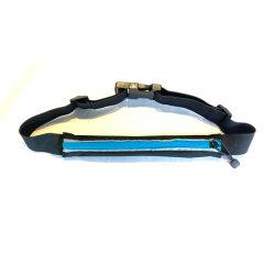 Venda por saco de correia de Lycra com elástico Piscina executando bolsa à cintura