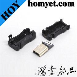 Conector mini USB 5 pines para el cargador