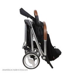 Poids léger en aluminium haute qualité Portable poussette de bébé de pliage Buggy 3 en 1 de la PRAM