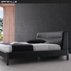 柔らかい頭板Gc1710を持つBedカスタマイズされたホーム家具の寝室セット王