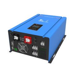 Inverter solari monofase da 2000 W 24 V CC con carica MPPT da 35 A. Inverter a bassa frequenza di tipo Controller Off Grid