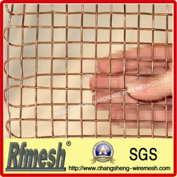 Bronce fosforoso/malla de alambre de cobre/latón para filtrar el líquido y gas