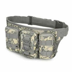 En el exterior de la bolsa de pierna multifunción cintura tácticas Accesorios bolsa del cinturón de herramientas de bolsas