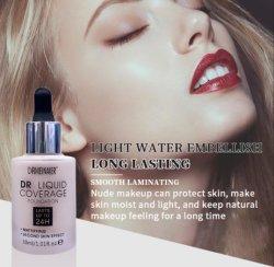 Private Label maquillaje resistente al agua de la Fundación líquido para Niza cosméticos