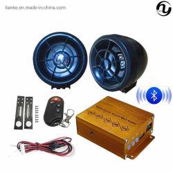 Motociclo amplificador Alam MP3 com 2 alto-falantes