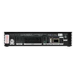 H. 265 Gtmedia V8X 최고 카드 구멍 캘리포니아 지원 Cccam V-8 신성 V9를 가진 최신 디자인 FTA DVB S2/S2X 위성 텔레비젼 수신기 (V8X)
