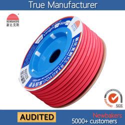 Mangueira de PVC flexível de borracha do tubo de ar de alta pressão (KS-814GYQG-30M) vermelho