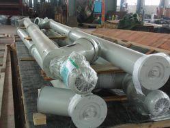 Vis du tuyau de ciment en spirale convoyeur à vis