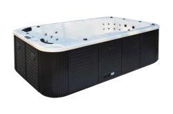Venta caliente Rectangular independiente acrílico piscina para bebés