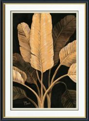 Wall Art Prints dipinto ad olio albero botanico tela pittura