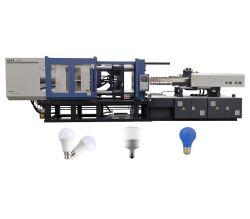 射出成形機械を作るGF 400eh LEDランプカバー射出成形機械プラスチックランプのかさ
