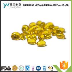 Brc/NSF/ISO em óleo de peixe Ómega 3 cápsulas moles 500mg 1000mg