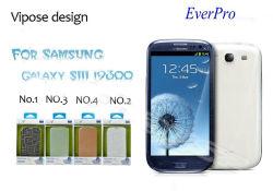 علبة غلاف غطاء البطارية الخلفي لهاتف Samsung Galaxy S3 I9300 (ROCK006)