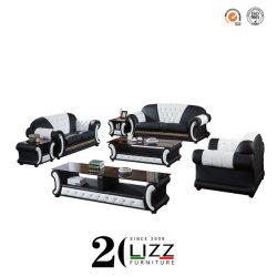Кожаный Домашняя мебель Модульный диван для гостиной
