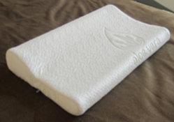 아기를 위한 기억 장치 거품 베개
