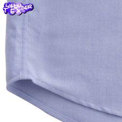 CVC Oxford 60% 면/40% 폴리에스터 면 염색 직물 셔츠 직물