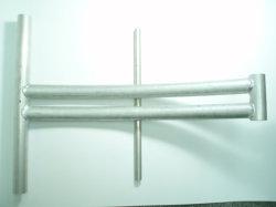 Blocco per grafici di alluminio della ganascia di massaggio (HF010)