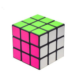 3X3 с высокой скоростью Cube интеллектуальной образовательные игрушки головоломки Magic кубиков льда