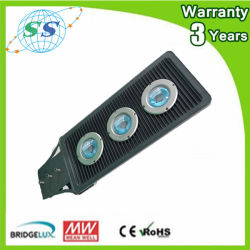 높은 Quality COB Bridgelux Chip와 Meanwell Driver LED Street Light
