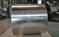 Por imersão a quente da bobina de aço revestido de zinco/ Qualidade comercial para tubos de aço galvanizado